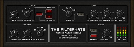 Synthescience The Filtermate