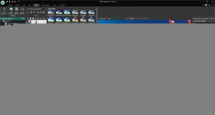 VSDC - Free Video Editing Software Programs