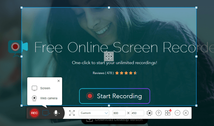 recording software online