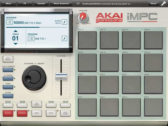 iMPC - Mobile Beat Maker Apps