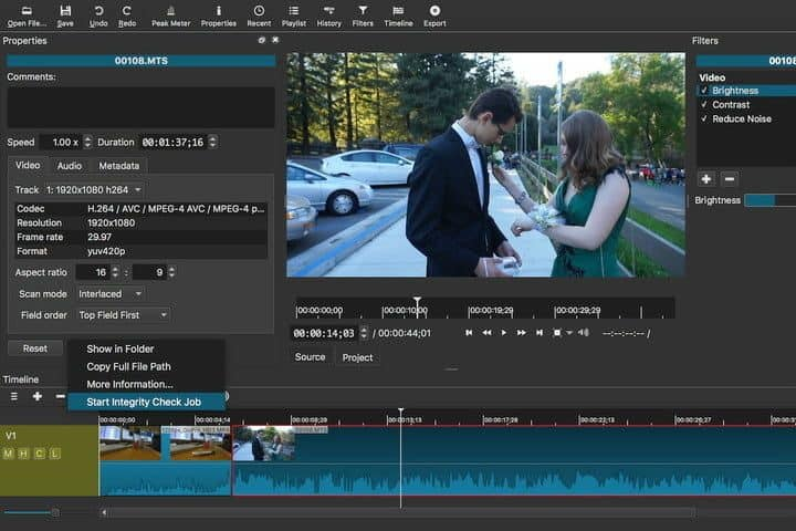 Shotcut - Free Video Editing Software Programs