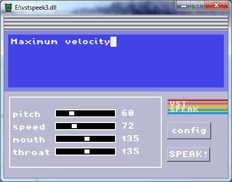 VstSpeek Free Autotune Software