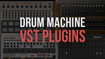 Free Drum Machine VST Plugins ( Best Drum Machine VSTs )