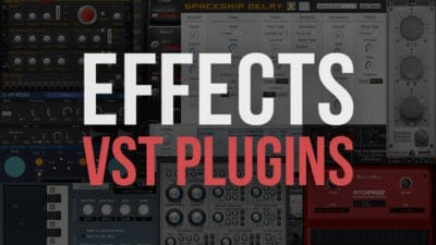 Free VST Effects Plugins for FL Studio ( Best Effects VSTs )