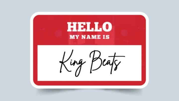 How to Create a Music Producer Name