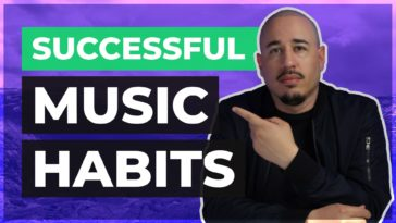Important Habits Of Successful Music Producers