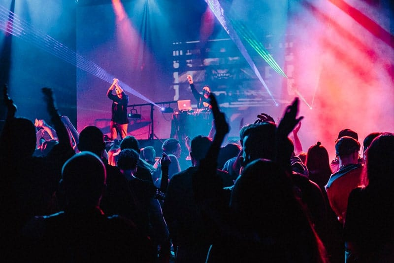 Music Networking - Attend Music Events & Concerts