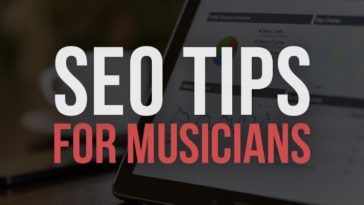 10 SEO Tips for Musicians, Music Producers, & Music Artists