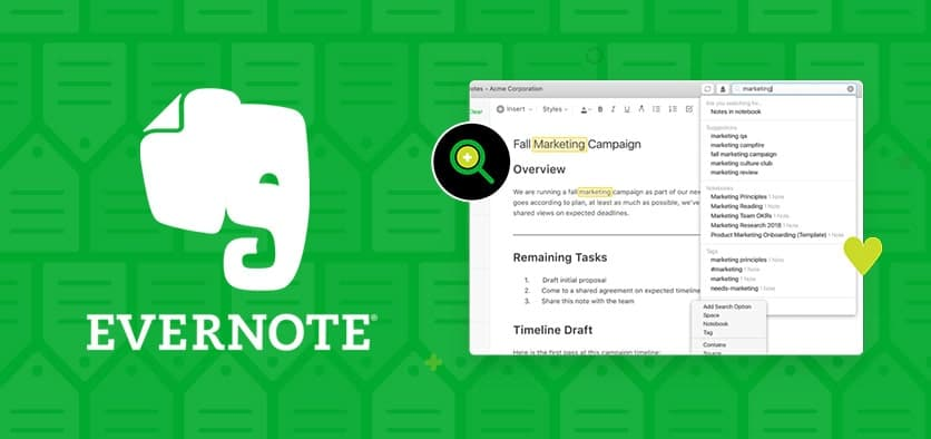 Use Evernote for Song Writing