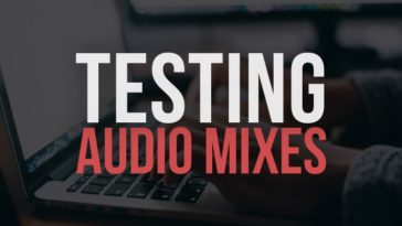 Places You Need to Listen When Mixing Audio
