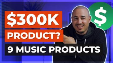 9 Music Digital Products to Sell Online to Make Money