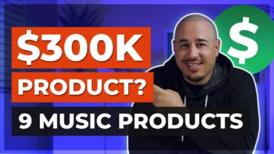 14 Digital Product Ideas for Music Producers & Musicians