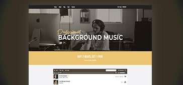 Sell Background Music