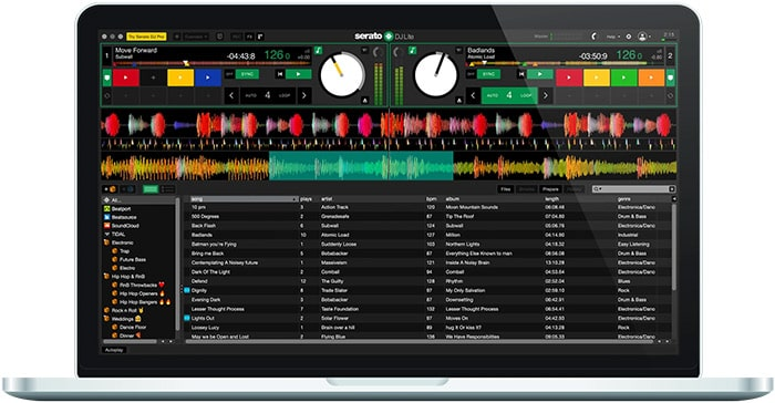 Serato DJ Software