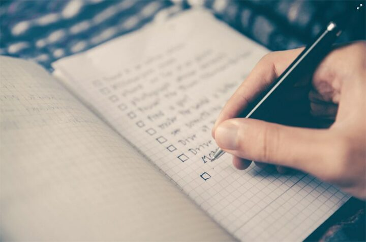 Create a One-Page Business Plan