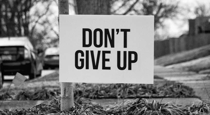 Don't Give Up on Starting a Business