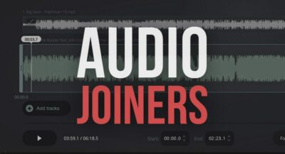 13 Free Online Audio Joiners to Merge Audio Files