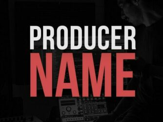How to Create a Stage name or Producer Name