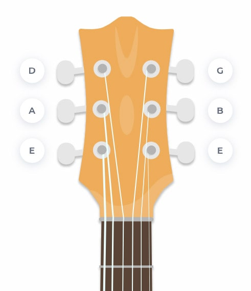 Acoustic Guitar Tuning