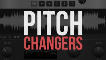 Best Free Online Pitch Changers & Pitch Shifters