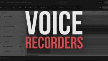 Free Online Voice Recorders to Record Audio Online