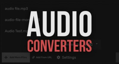 25 Free Online Audio Converters to Convert Audio Files Fast!
