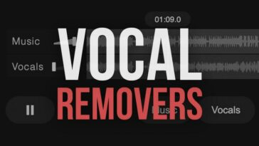 Free Online Vocal Removers to Remove Vocals From Songs