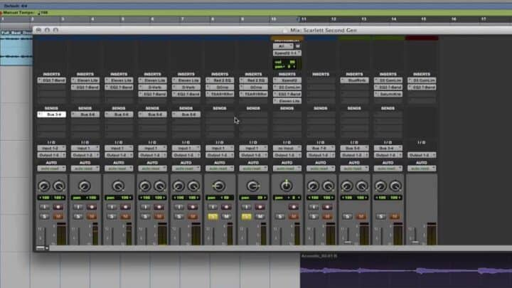 Pro Tools First Software