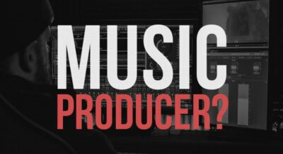 What Is a Music Producer & What Do They Do? A Beginner's Guide