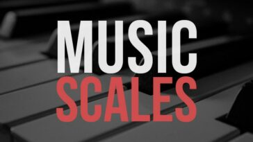 What Is A Scale In Music Definition